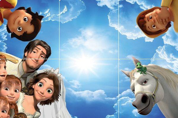 آسمان مجازی طرح انیمیشن