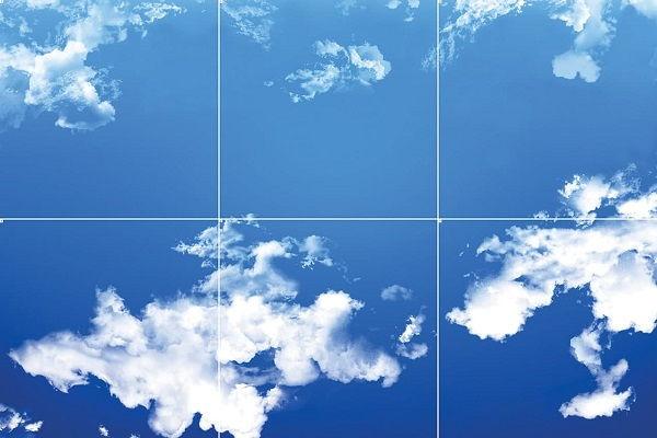 آسمان مجازی طرح آسمان وابر