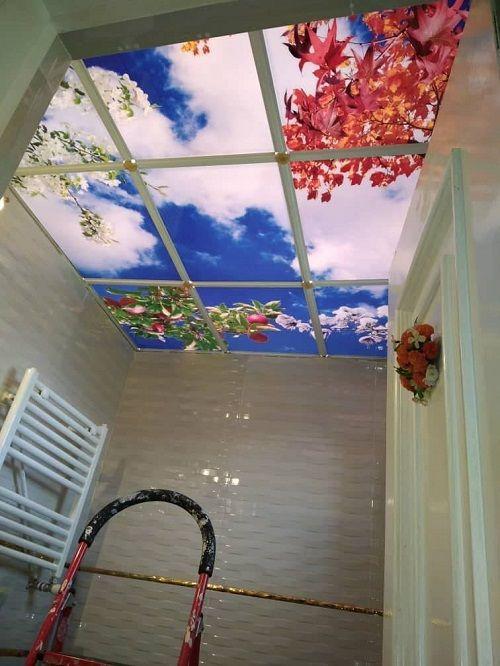 خرید آسمان مجازی برای حمام