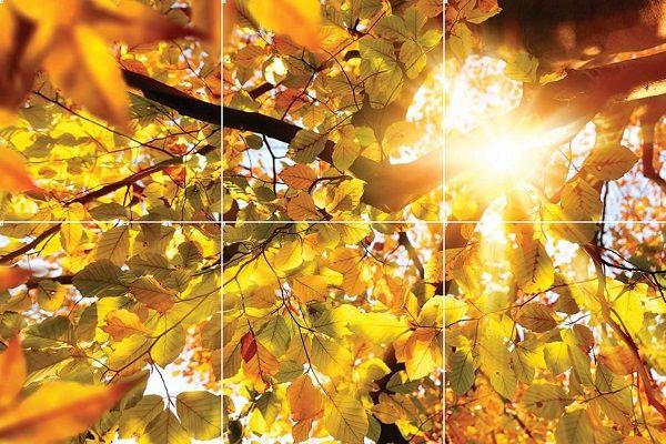 آسمان مجازی طرح پاییز